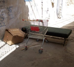 homeless-cart